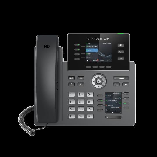 VoiP phone header
